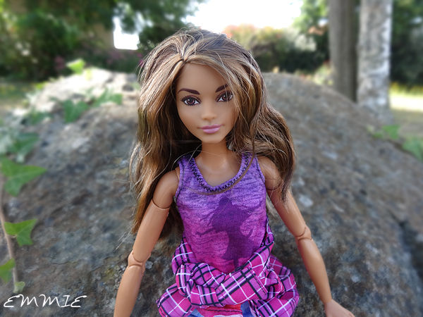 Barbie Made to Move Skateboarder  1818