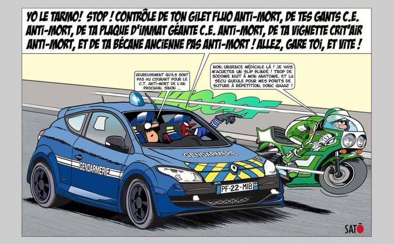 Humour en image du Forum Passion-Harley  ... - Page 6 Fb_img10