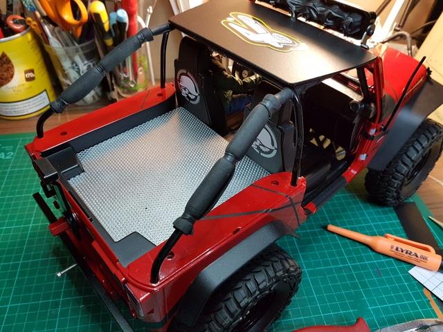 Ma Jeep Metal Mulisha 20170355