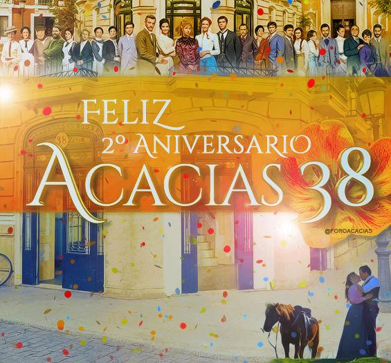 Acacias, tres años en antena! 2ayos10