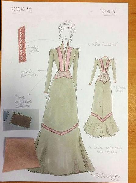 El vestuario y atrezzo de Acacias 38 - Página 2 Screen16