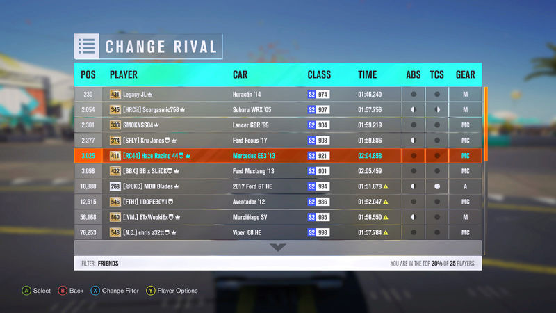 (FH3) Byron Bay  Jungle Speedway Sprint (Open Class) Time_213