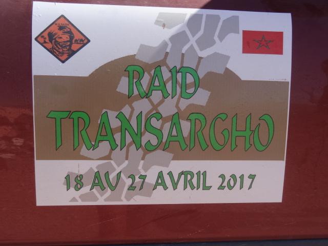 Retour Raid Transargho 2017 by MORAIDS Dsc03713