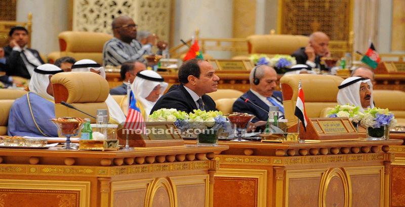 مكرم محمد أحمد رئيس المجلس الأعلى لتنظيم الإعلام كلمة الرئيس السيسي بالرياض أشعرتني بالفخر 18581413