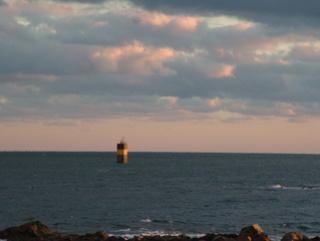 Variations naturelles près d'un phare au bout du monde 35710