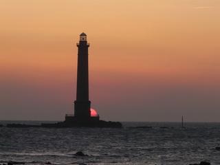 Variations naturelles près d'un phare au bout du monde P1000811