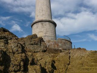 Variations naturelles près d'un phare au bout du monde P1330717