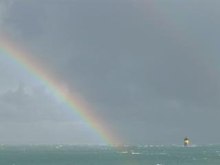 Variations naturelles près d'un phare au bout du monde P1350810