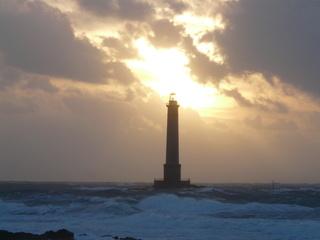 Variations naturelles près d'un phare au bout du monde P1510810