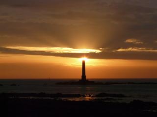 Variations naturelles près d'un phare au bout du monde P1520510