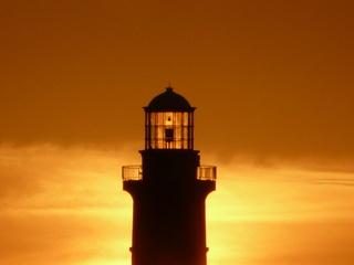 Variations naturelles près d'un phare au bout du monde P1520511