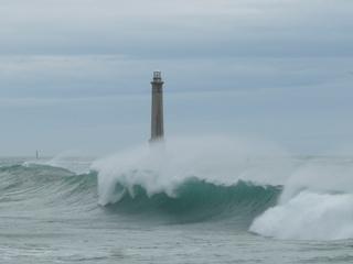 Variations naturelles près d'un phare au bout du monde P1590210