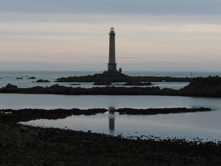 Variations naturelles près d'un phare au bout du monde P1590211