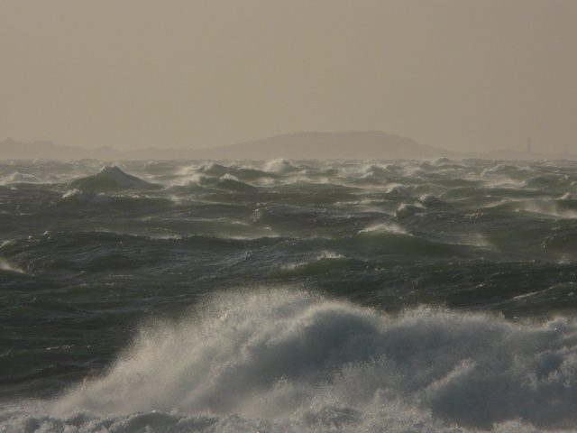 Variations naturelles près d'un phare au bout du monde Rb310