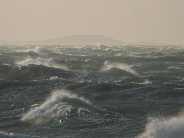 Variations naturelles près d'un phare au bout du monde Rb410