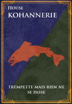 Game of thrones Kohann11