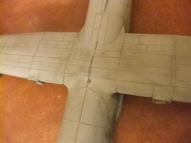 2 x C-130 HERCULE au 1/48ieme ! - Page 2 Dscf5539