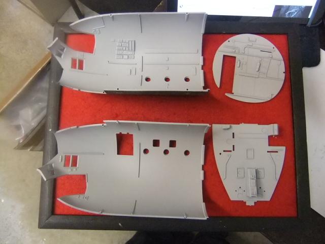 2 x C-130 HERCULE au 1/48ieme ! - Page 3 Dscf7074