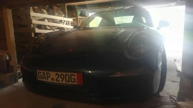 991 Targa !  Garage12