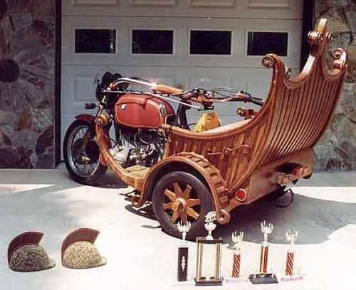 Motos , bizarres , excentriques ou barrées... Moto-b10