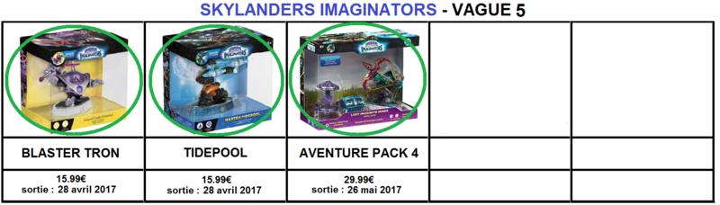 [SI] Tableau récapitulatif pour avoir toutes la collection Imaginators le moins cher possible  Si_trm11