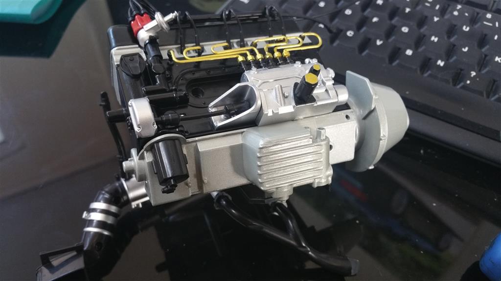 Maquette de 300SL au 1/8... 2017-055
