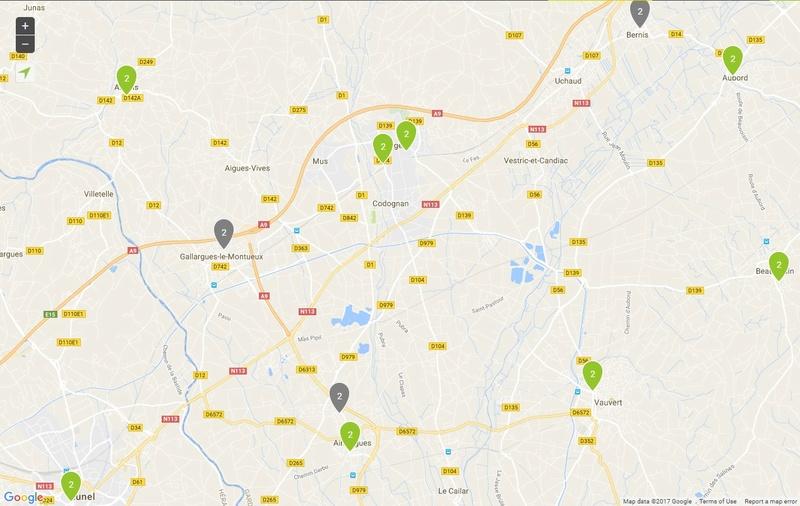 Ça avance doucement mais ça avance dans l'Hérault (+ carte Aveyron ) - Page 5 Bornes10