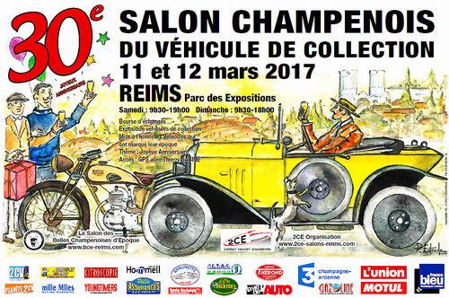 30e Salon Champenois, 11-12 mars 2017 Br1710