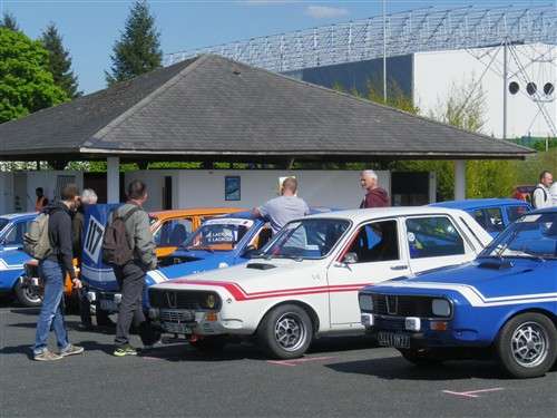 Classic Days à Magny-Cours les 29&30 avril 2017 Cdays129