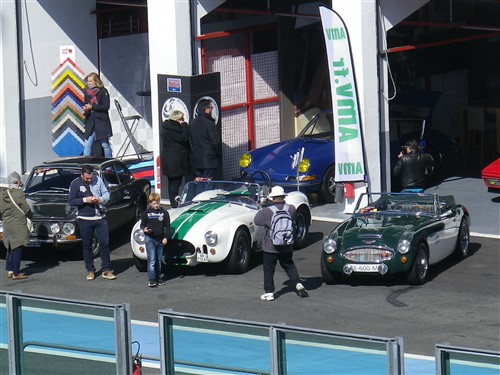 Classic Days à Magny-Cours les 29&30 avril 2017 Cdays156