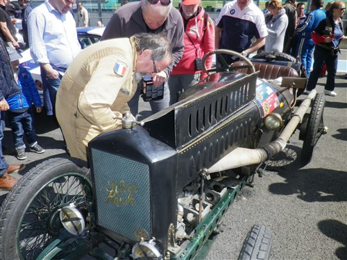 Classic Days à Magny-Cours les 29&30 avril 2017 Cdays169