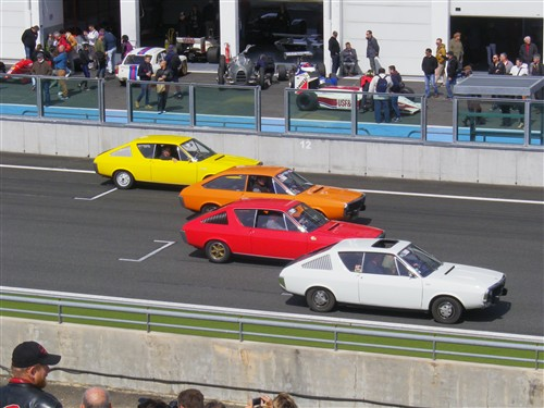 Classic Days à Magny-Cours les 29&30 avril 2017 Cdays235
