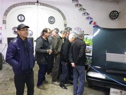 Musée Rétromobile de Dreux le dimanche 7 mai 2017 Musye_11