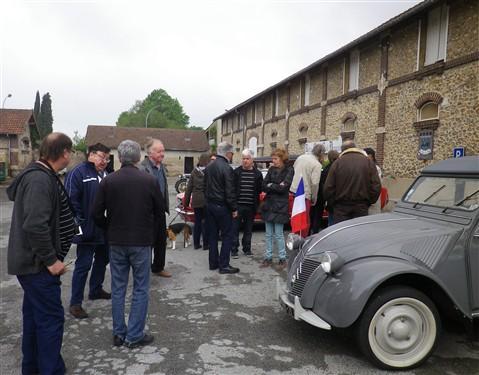 Musée Rétromobile de Dreux le dimanche 7 mai 2017 Musye_12