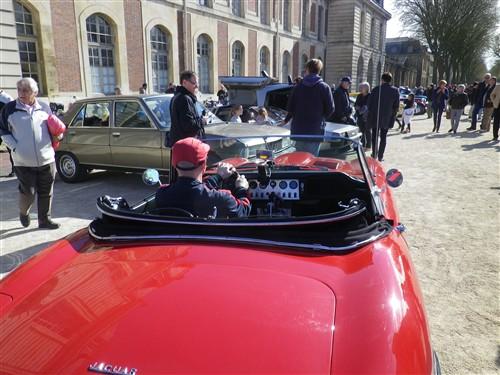Rassemblement à Versailles, 2 avril 2017 V0417_37