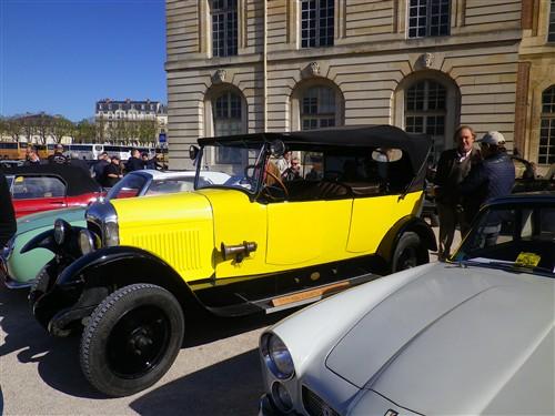 Rassemblement à Versailles, 2 avril 2017 V0417_49