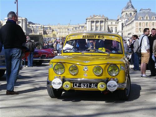 Rassemblement à Versailles, 2 avril 2017 V0417_59