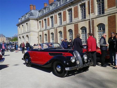 Rassemblement à Versailles, 2 avril 2017 V0417_63
