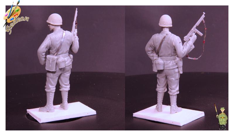 Sergent US WWII (44-45) de la marque DRAGON au 1/35ème (réf :6653) Image015
