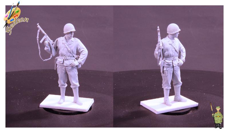 Sergent US WWII (44-45) de la marque DRAGON au 1/35ème (réf :6653) Image020