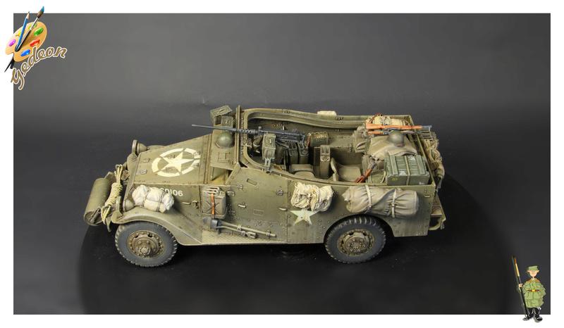 U.S. M3A1 « White scout Car » 1/35 de la marque HobbyBoss - Page 2 Img_0012