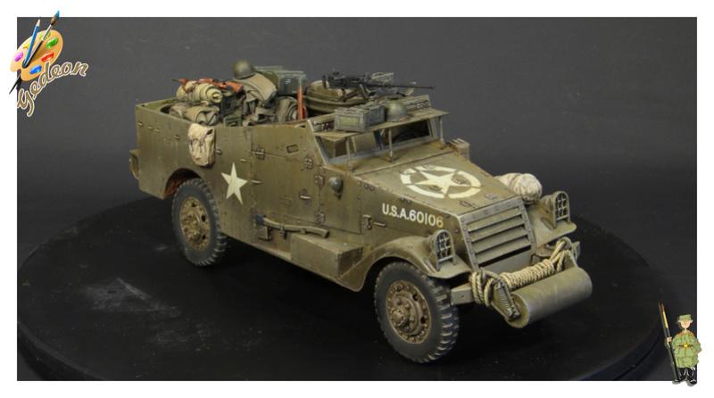 U.S. M3A1 « White scout Car » 1/35 de la marque HobbyBoss - Page 2 Img_0013