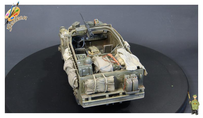 U.S. M3A1 « White scout Car » 1/35 de la marque HobbyBoss - Page 2 M3a1_p32