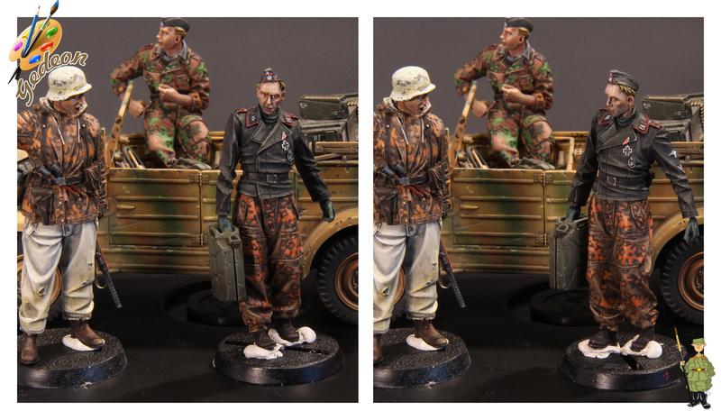 Le porteur de jerrican ! Evolution miniatures en résine au 1/35 Soldat22