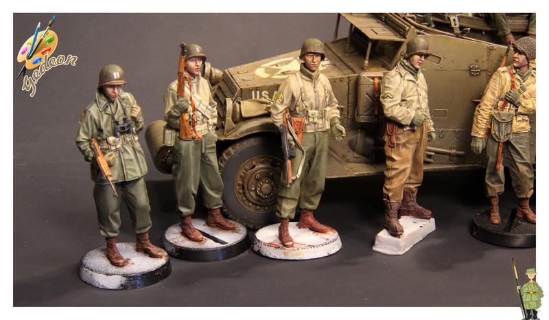 U.S. M3A1 « White scout Car » 1/35 de la marque HobbyBoss - Page 3 Us_sol15