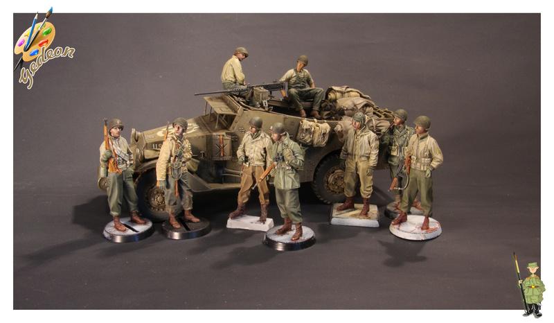 U.S. M3A1 « White scout Car » 1/35 de la marque HobbyBoss - Page 3 Us_sol17