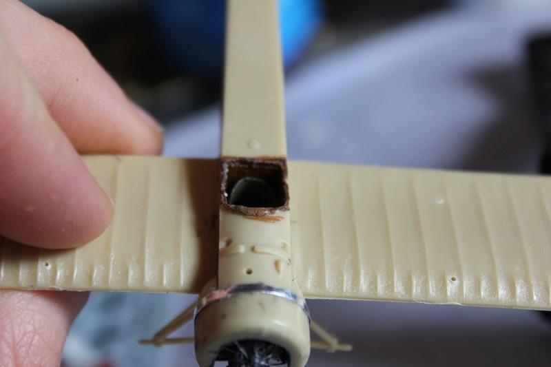 [revell] Fokker E III  au 1/72 Img_8924