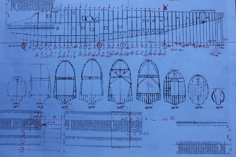 "[revell et scratch intégral] Diorama d'un BV-222 ""Wiking"" et d'un u-boot typ VII C au 1/72 - Page 2 Img_9122"