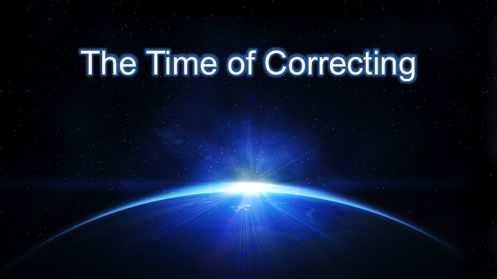 The Time of Correcting Time_o10