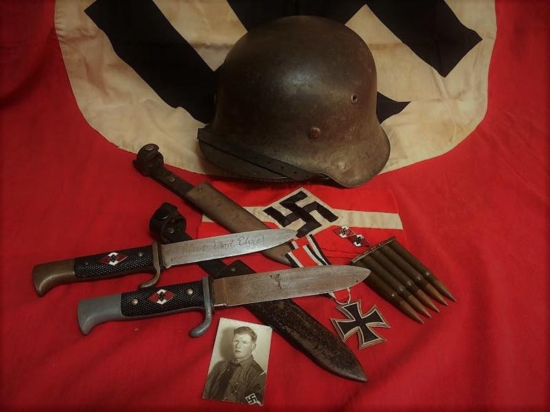 Natures Mortes : SS / Heer / Luft / HJ / WW2 / WW1 (Français-Allemand) - Page 2 Unname11